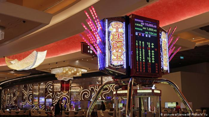 Nine Beautiful Examples Of Stunning Gambling
